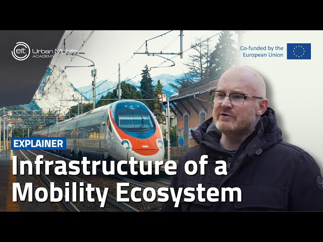 How can cities build a well-functioning mobility ecosystem?