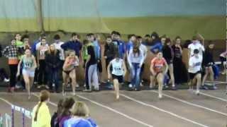 Легкая атлетика в Крыму 23.02.2013 год