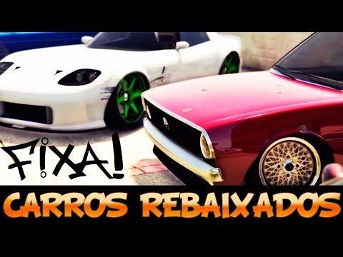 [MOD CLEO] Suspensão a Ar Realista  [GTA SA & SAMP] - carros rebaixados raspando no chão