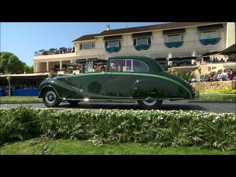 Tiriac Collection: 1952, Rolls-Royce Phantom IV Hooper Sedanca De Ville (HD)