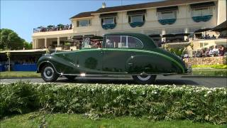Tiriac Collection: 1952, Rolls-Royce Phantom IV Hooper Sedanca De Ville (HD)