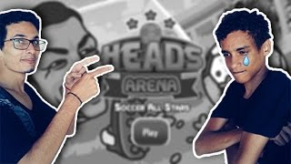 HEADS ARENA SOCCER ALL STAR-A REVANCHE