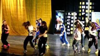 HipHop International Romania Solo Iza