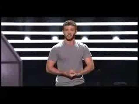 2008 ESPYS Justin Timberlake: I Love Sports
