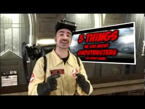 5 Things We Like/Hate About Ghostbusters: The Video Game!