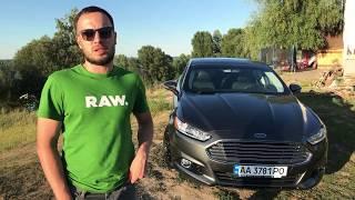 Авто из США - Отзыв владельца Ford Fusion 2016 за $16,000 со страхового аукциона США