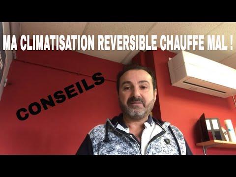 Pourquoi Ma Climatisation Ne Chauffe Pas ?