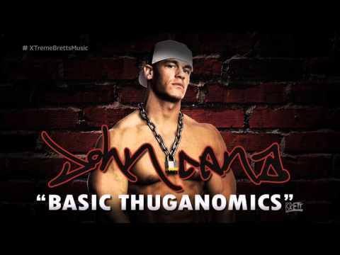 "WWE: ""Basic Thuganomics"" [iTunes Release] by John Cena ► John Cena  Theme Song"