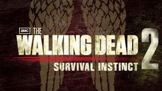 The Walking Dead: Survival Instinct - Episodio 2 en Español [HD 1080p] - The Walking Dead PC