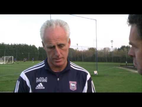 Mick McCarthy pre-Bournemouth (a)