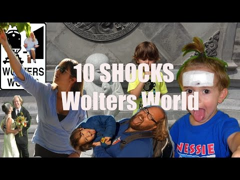 10 SHOCKS of Wolters World Travel Videos
