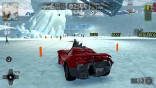 Carmageddon: Reincarnation In-Game Footage #1