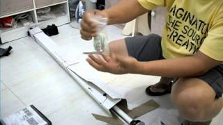 unboxing sigma euro comm se hf 360 fiber glass antenna