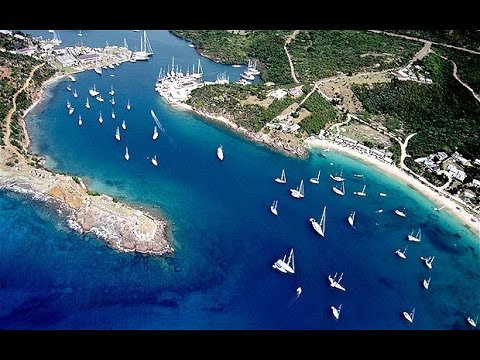 Leaving Nelson's Dockyard Antigua for Barbuda