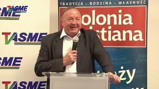 Wielu patriotów polskich miało obce pochodzenie, ale bezpieczniacy nie są nimi! - Michalkiewicz