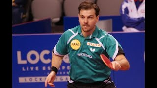 Timo Boll - Fantastic Talent (Table Tennis Legend )