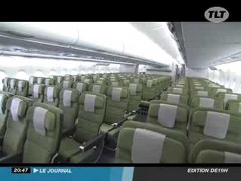 Qantas - Premier Airbus A380 : La Rolls des avions - YouTube