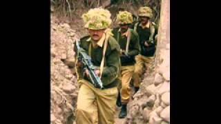 Pakistan Army Song { Chaudhry Abrarul Haq Kaholvi }