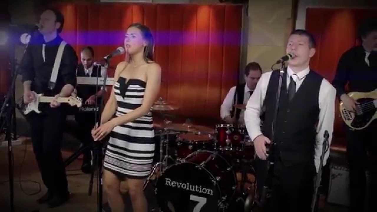 Scottish Wedding Band Revolution 7