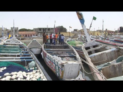 Tensions grow between Senegalese fishermen and Mauritania's coastguard