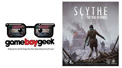 Scythe: The Rise of Fenris Overview (No Spoilers) with the Game Boy Geek