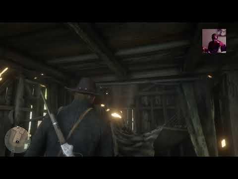 Käyttäjän Niilo22 PS4-live-lähetys RED DEAD REDEMPTION 2 Osa 16