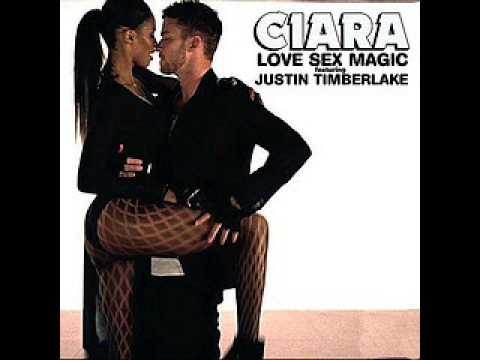 Ciara feat Justin TimberlakeLove Sex Magic remix