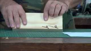 Making a Personalized Branding Iron for burning Brand into woodwork.(Find out how to make a personalized Branding Iron to customize all your woodworking Projects. Join Steve Hay from Woodworking Masterclass as he takes you ..., 2015-12-16T00:46:09.000Z)