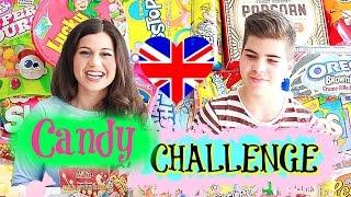 British Candy Challenge!! -  mit Sinan