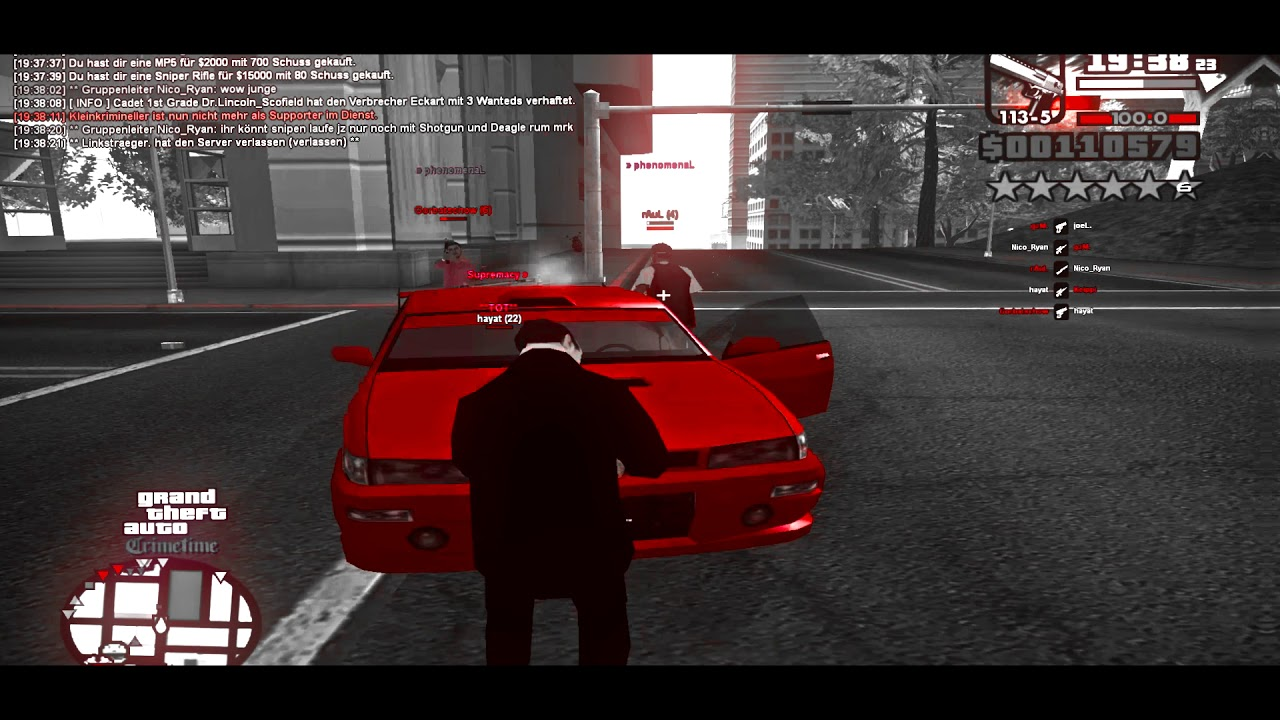 GTA | SUICIDAL THOUGHTS