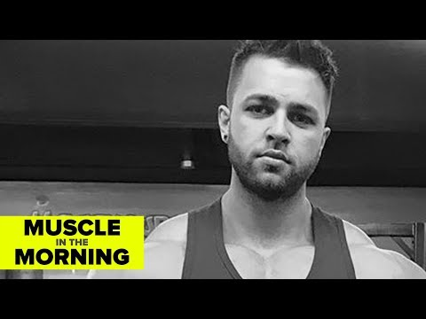 REGAN GRIMES ON HIS GRIND! Muscle in the Morning (1/22/18)