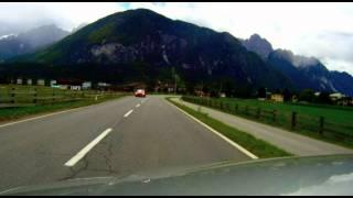 Zufahrt Seewiese über Kärnten
