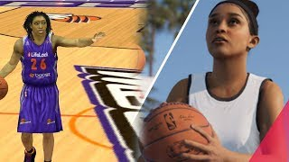if nba 2k20 has the wnba and female players there are a few things 2k cant ignore