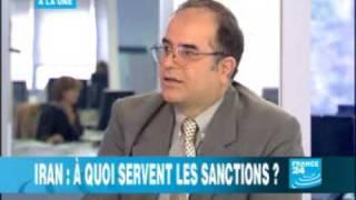 FRANCE24-FR-A la Une-Iran