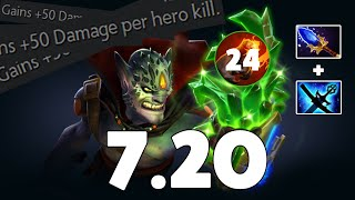 Waga plays Lion with singsing in 7.20 - 2739 AOE MAGIC DAMAGE!?
