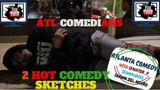 2 COMEDY SKETCHES