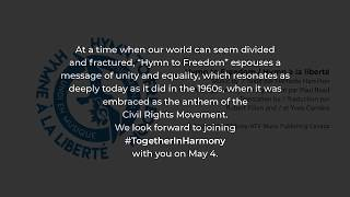 Hymn for Freedom 2020