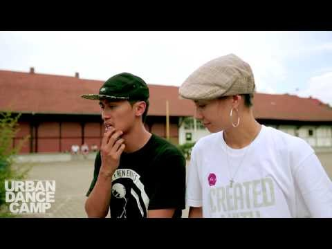 INTERVIEW with Keone & Mariel Madrid / URBAN DANCE CAMP