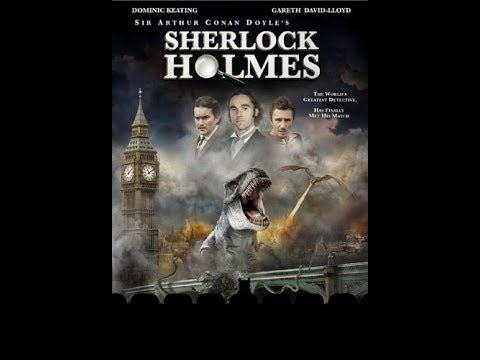 Fantastic Crap: Sir Arthur Conan Doyle's Sherlock Holmes