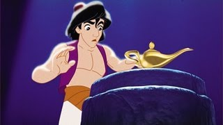 | Cartoon Conspiracy Theories | Is Aladdin From the FUTURE?!