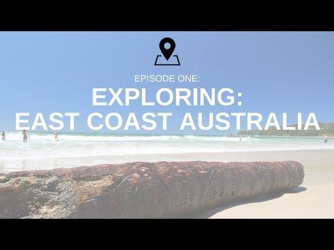 TRAVEL VLOG EP #1: EAST COAST AUSTRALIA | Harry Cardno
