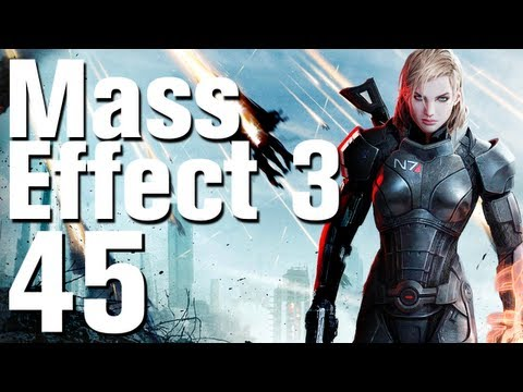 Mass Effect 3 Walkthrough Part 45 - Tuchanka - Shroud Facility