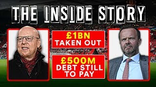 INSIDE STORY OF THE GLAZERS AND WOODWARD