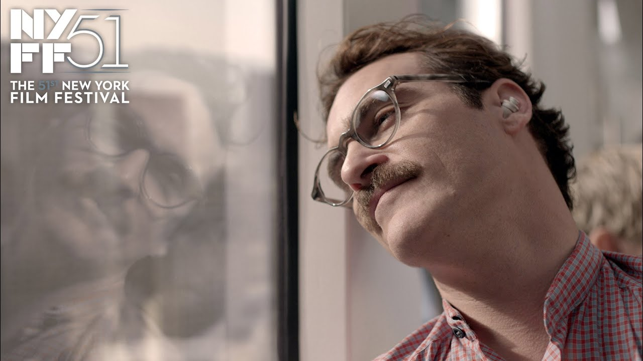 "Trailer: Spike Jonze's ""Her"" (Closing Night, NYFF51)"