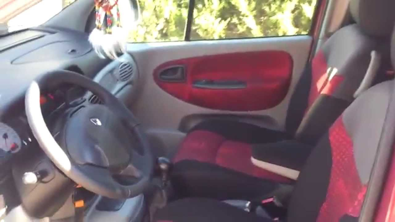 Renault scenic rx youtube