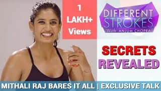 SECRETS REVEALED | Watch Mithali Raj Like You Have Never Seen Before | INTERVIEW | Web Series | S1E1