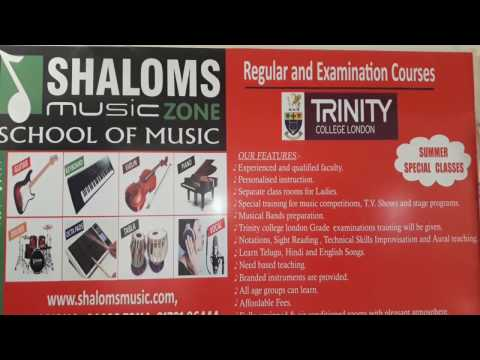 Shalom's Music Zone in SR Nagar, Hyderabad | 360° View | Yellowpages.in