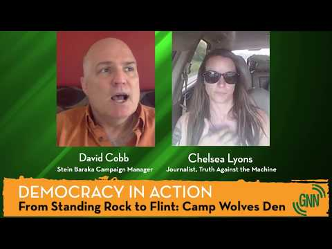 Democracy in Action with David Cobb: From Standing Rock to Flint