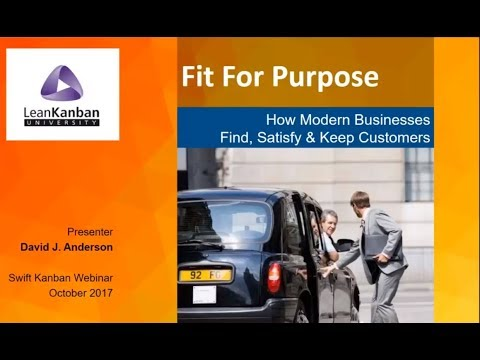 Webinar: Fit For Purpose - How Modern Businesses Find, Satisfy & Keep Customers
