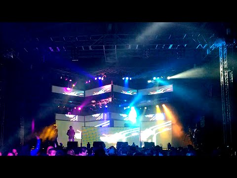 SOUND SET Abril 2015 Concierto de High Energy, Mexico